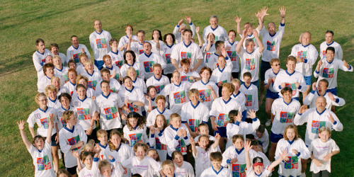 BVC 2001 in nieuw shirts 17314-8