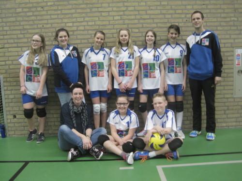 BVC JC1 team 2015_2016